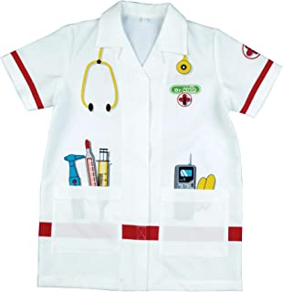 Theo Klein 4614 Doktersjas I Kwalitatief hoogwaardige outfit I Afmetingen: lengte ongeveer 55 cm I Speelgoed voor kinderen...