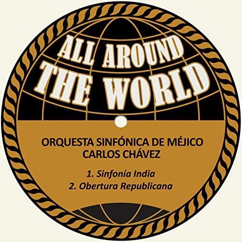 Carlos Chávez & Orquesta Sinfónica de Méjico