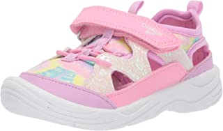 Toddler and Little Girls Selene Bump Toe Sandal
