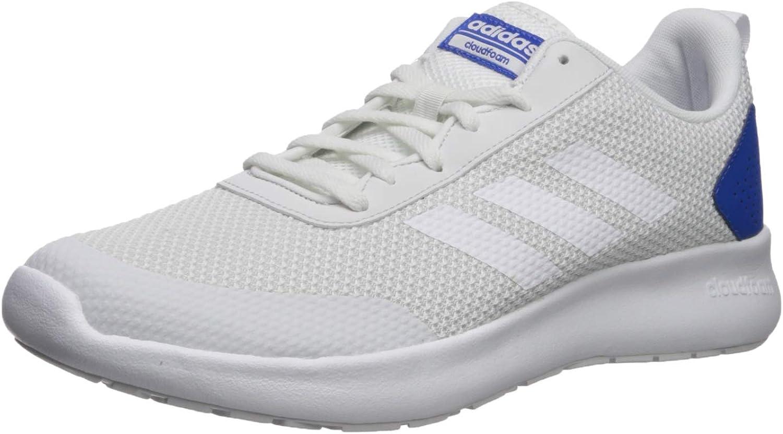 AdidasDB1457 - Cf-Element-Rennen Herren, Weiá (Crystal Weiß Weiß Blau), 43 EU M