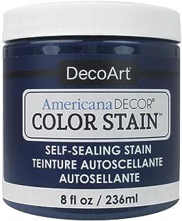 Deco Art Americana Decor Color Manchas 8oz-Navy, Otros, Multicolor