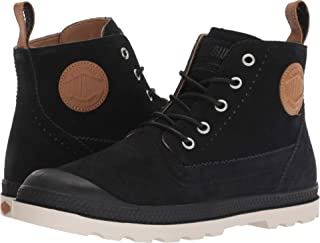 Palladium Womens Pampa LDN LP Mid Suede