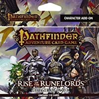 Pathfinder Adventure Card Game: Rise of the Runelords Character Add-On Deck [並行輸入品]
