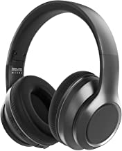 Sponsored Ad - Hybrid Active Noise Cancelling Headphones-Wingstime, Bluetooth 5.0 Over Ear Wireless Wired Headset with Hi-...