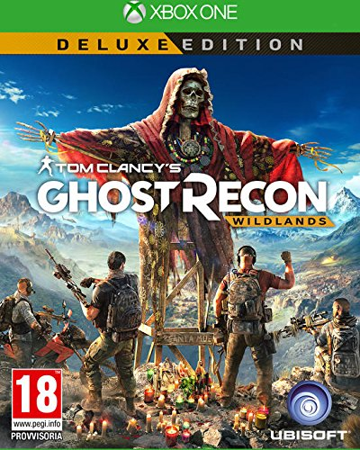 Xbox One - Tom Clancy's Ghost Recon: Wildlands - Deluxe Edition - [PAL ITA - MULTILANGUAGE]
