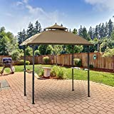 Garden Winds Replacement Canopy for the Windsor Grill Gazebo - 350
