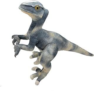 Wild Planet K8356 Velociraptor 36Cm All About Nature, Multi-Colour, 36 cm