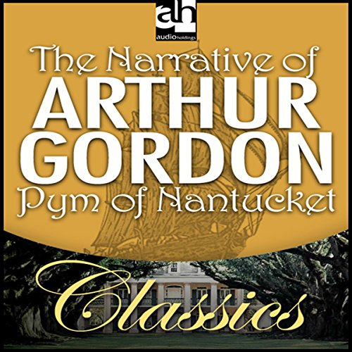 The Narrative of Arthur Gordon Pym of Nantucket copertina