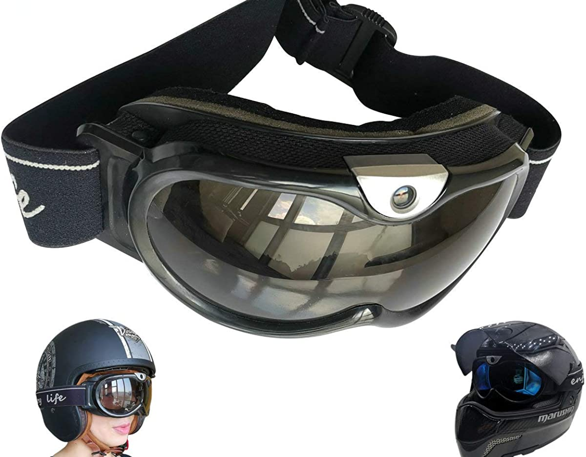 FocusHD Motorcycle Goggles Video Factory outlet In stock Camera 1080P Motocross 4-FQ Go