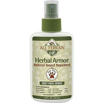 Amazon Com All Terrain Pet Herbal Armor Deet Free Insect