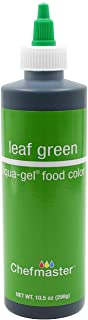 U.S. Cake Supply 10.5-Ounce Liqua-Gel Cake Food Coloring Leaf Green
