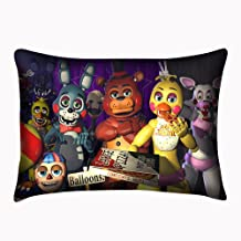 Cassidy Boyle FNAF Pillowcase Decorative Pillowslip Custom Cover Twin Sides 20x30 Inch