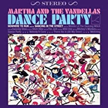 Dance Party by Martha Reeves & The Vandellas (2008-02-19)