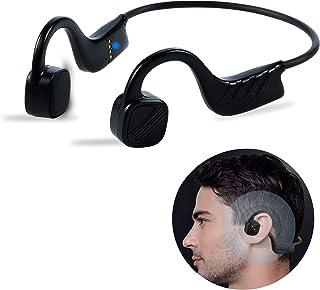 $65 » Sponsored Ad - Bone Conduction Headphones for Swimming IPX8 Waterproof Open-Ear 8GB MP3 Music Player Wireless Sport Earpho...