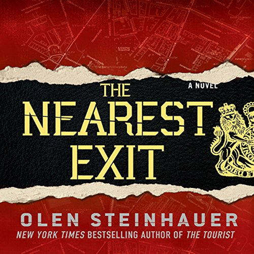 The Nearest Exit  By  cover art