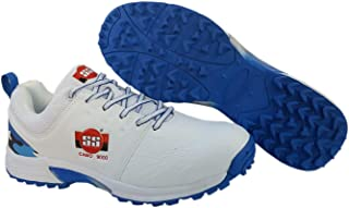 SS Rubber Spikes Professional Cricket Shoes for Men - Camo