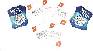 Ten Fish Card Game - Family Fun Game - Learn Math the Fun Way!