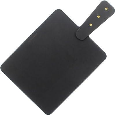 エピキュリアン 木製 まな板 ハンディボード S ブラック 食洗機対応 008-R09070202