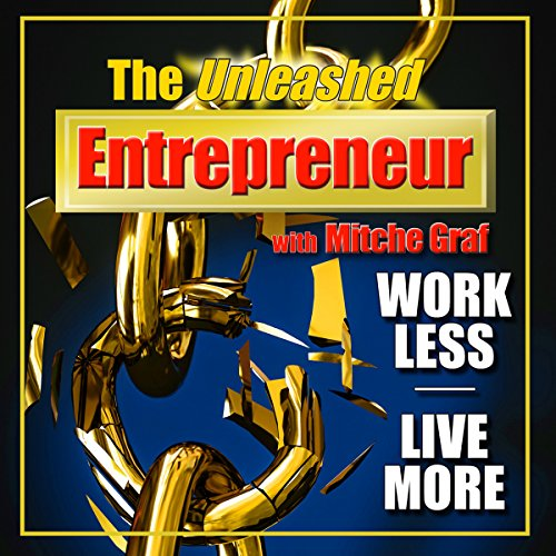 The Unleashed Entrepreneur audiobook cover art