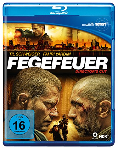 Fegefeuer (Director's Cut) [Blu-ray]