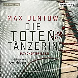 Die Totentänzerin     Kommissar Nils Trojan 3              Autor:                                                                                                                                 Max Bentow                               Sprecher:                                                                                                                                 Axel Milberg                      Spieldauer: 9 Std. und 13 Min.     442 Bewertungen     Gesamt 4,3