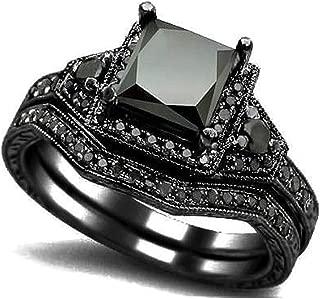 Best black diamond ring set Reviews