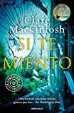 Si te miento (Best Seller)