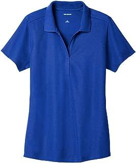Dri-Equip Ladies Moisture Wicking Pique Polo Sizes XS-4XL