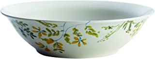 Paula Deen Dinnerware Garden Rooster 10-Inch Stoneware Round Serving Bowl, Print