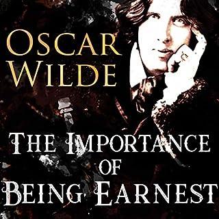 Page de couverture de The Importance of Being Earnest
