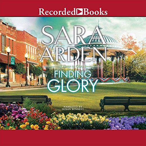 Finding Glory audiobook cover art