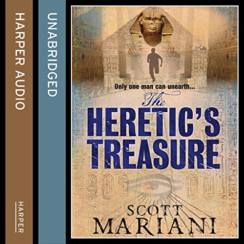 The Heretic's Treasure cover art