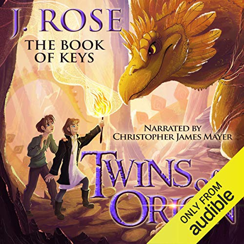 Twins of Orion: The Book of Keys cover art