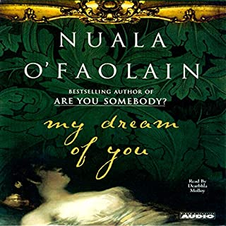 My Dream of You audiobook cover art
