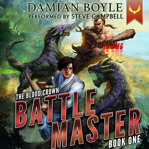 Battle Master Audiobook By Damian Boyle cover art