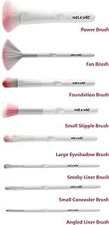 Wet n Wild White & Pink 8-pc Brush Bundle set