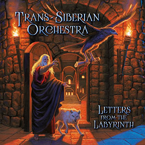 Letters from The Labyrinth
