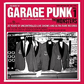 Garage Punk from Bern Switzerland (Live) (1986-2006)