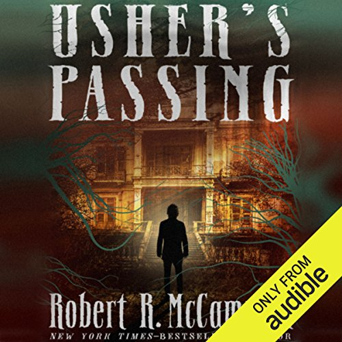 Usher's Passing audiobook cover art