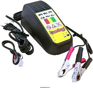12/V autom/ático /Cargador de bater/ía para moto y Scooter 900/mA Accugard/