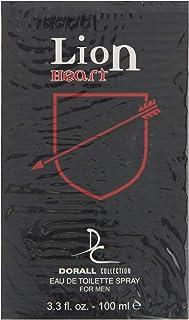 Lion Heart By Dorall Collectio For Men Eau De Toilette, 100 Ml