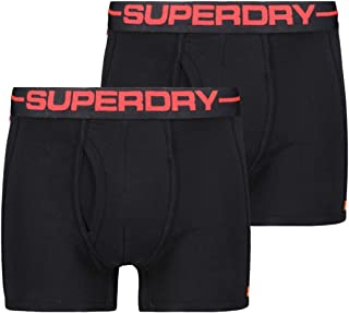 Superdry Men's Sporty Boxers (2 Pack)