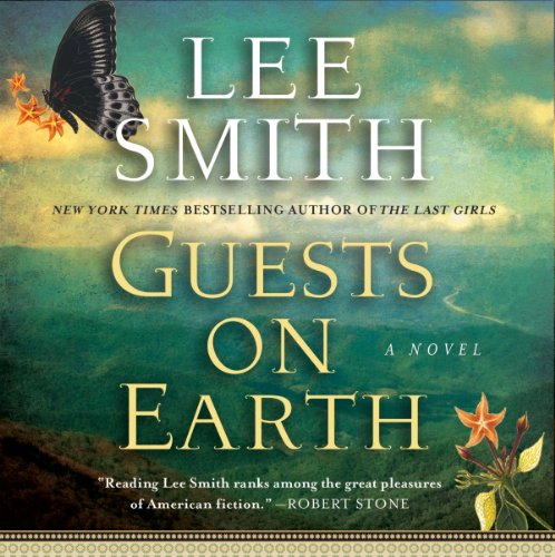 Guests on Earth audiobook cover art