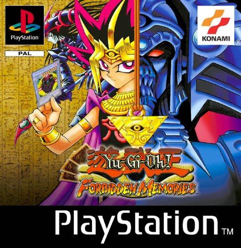 Yugioh Forbidden memories - Playstation - PAL