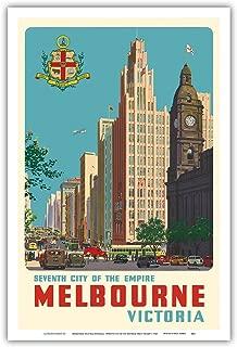 Best melbourne city print Reviews