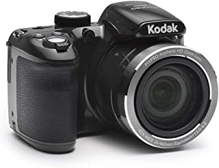 KODAK AZ401BK PIXPRO Astro Zoom AZ401-BK 16MP Digital Camera with 40X Optical Zoom and 3 inch LCD, Black