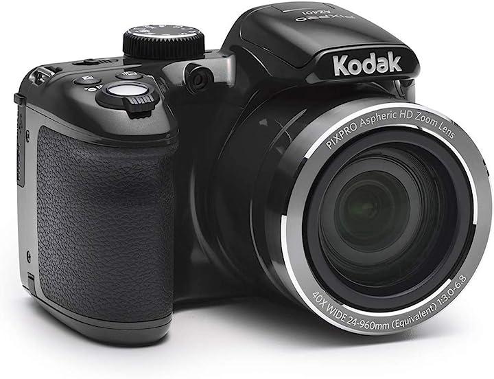 Fotocamera bridge kodak astro zoom az401 16 15 mp 1/2.3