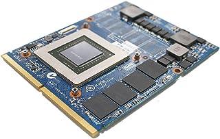 新しい2GB GDDR5 Graphics Card GPU Replacement、for Alienware 13 R1 18 17 R1 R2 R3 M17X R2 R4 M18X R2 R3ゲーミングノートパソコン、NVIDIA GeF...