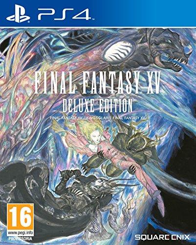 Final Fantasy XV - Deluxe Edition [Importación Italiana]
