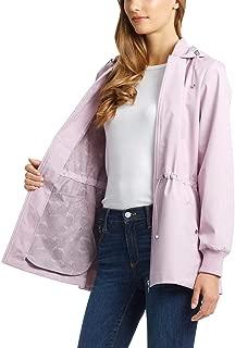 Bernardo Ladies' Jacket with Back Ruffle Hem